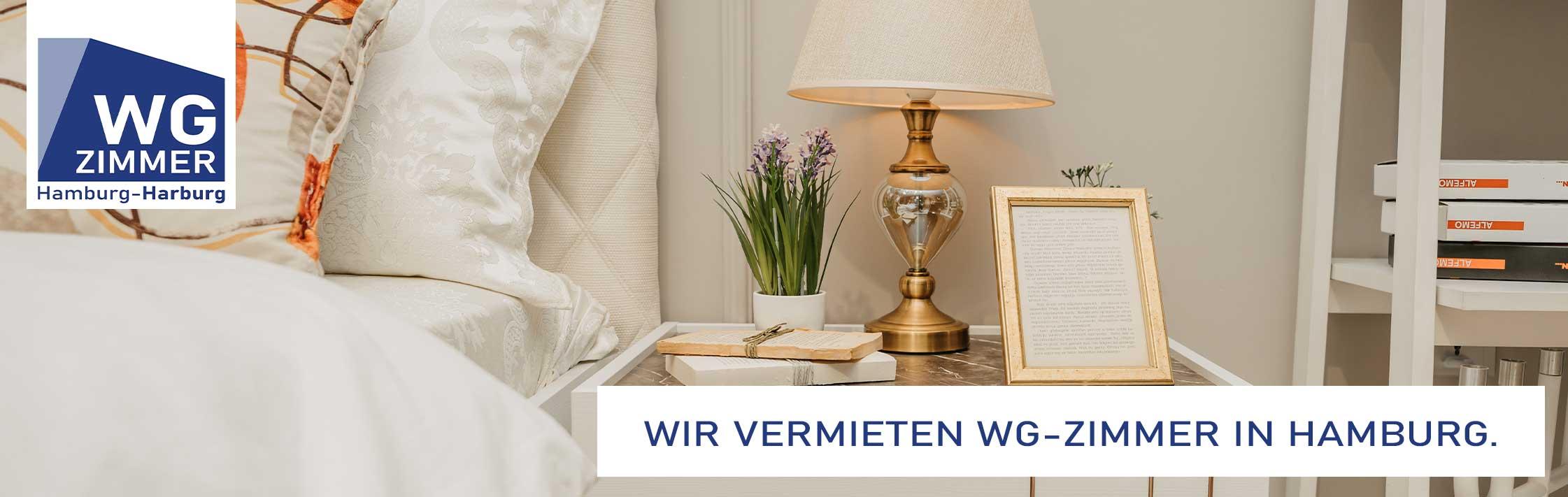 Wir vermieten WG-Zimmer in Hamburg
